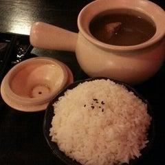 Photo taken at Life Cafe 人间茶坊 by Σthann♪☆〜🐼 on 11/23/2012