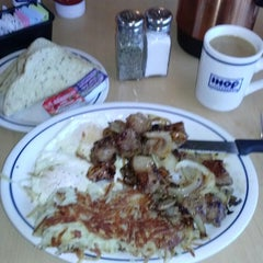 Photo taken at IHOP by Chris F. on 4/26/2014