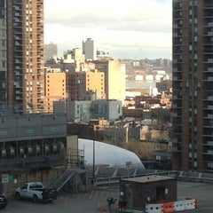Photo taken at Fairfield Inn & Suites New York Manhattan/Times Square by Dale S. on 3/4/2013