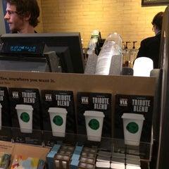 Photo taken at Starbucks by Tim N. on 3/18/2014