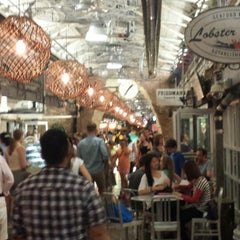 Photo taken at Chelsea Market by Emily B. on 7/3/2013