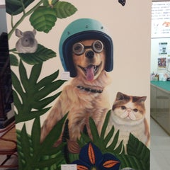 Photo taken at Petshome Veterinary Hospital by Paul L. on 6/29/2014