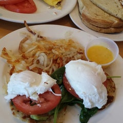 Photo taken at Finn's Cafe by Tricia on 3/23/2014