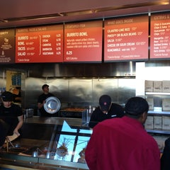 Photo taken at Chipotle Mexican Grill by Graham E. on 3/9/2013