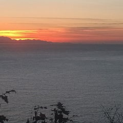 Photo taken at Ebey's Landing by Carmen Georgescu on 3/1/2015