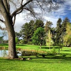 Photo taken at Washington Park by Karen G. on 5/19/2013
