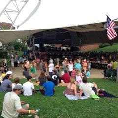 Photo taken at nTelos Wireless Pavilion by Daniel K. on 7/5/2013