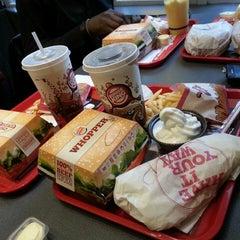 Photo taken at Burger King by Audrey O. on 5/26/2013