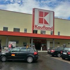 Photo taken at Kaufland by L R. on 6/14/2014