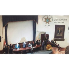 Photo taken at Colegio de Abogados de Lima by PlatiRozada L. on 8/21/2015