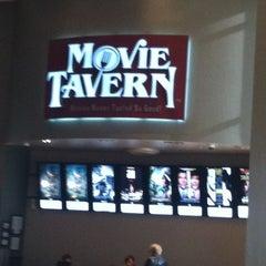 Photo taken at Movie Tavern by Glenn M. on 3/14/2013