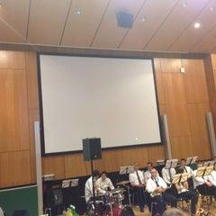 Photo taken at FH Oberösterreich - Fakultät für Informatik, Kommunikation und Medien by Mario B. on 9/14/2013