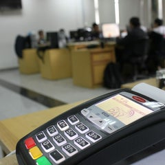 Photo taken at PT. Micro Pay Nusantara by igor S. on 2/18/2013