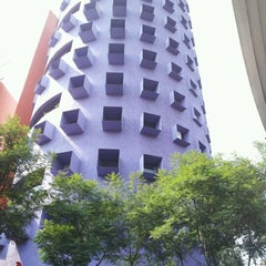 Photo taken at Centro Nacional de las Artes by Israel Z. on 11/11/2012