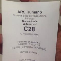 Photo taken at ARS Humano by Clara B. on 2/6/2015