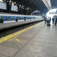 Photo taken at Trenes de Buenos Aires S.A. by Vicky V. on 2/18/2014