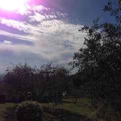 Photo taken at Country House Montali by Robert Jan v. on 5/7/2015