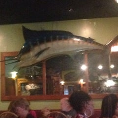 Photo taken at Hieronymus Seafood by Lisa D. on 7/19/2014