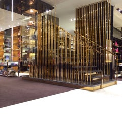 Photo taken at Gucci by Mohameed A. on 1/3/2014