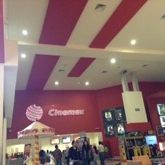 Photo taken at Cinemex by Al M. on 2/5/2013