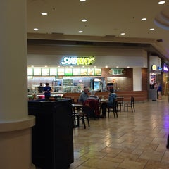 Photo taken at Viewmont Mall Food Court by Taylor F. on 10/22/2013