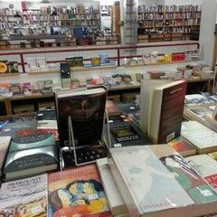 Photo taken at Logos Books & Records by Joel P. on 9/6/2013