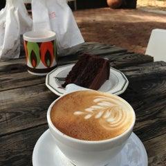 Photo taken at Baja Beans Roasting Company by Bobby B. on 7/9/2013