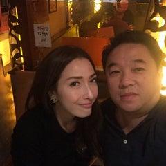 Photo taken at Paris Bangkok French Restaurant and Lounge by Praphon P. on 9/25/2015
