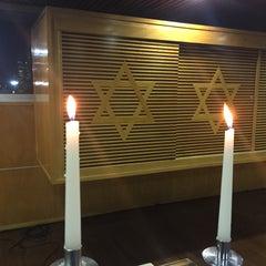 Photo taken at Sinagoga da Hebraica by Jose Luiz G. on 8/14/2015