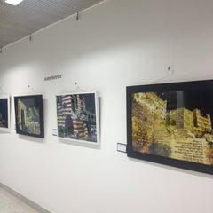 Photo taken at Galeria de Arte by Jose Luiz G. on 1/23/2013
