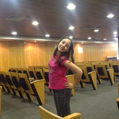 Photo taken at Sinagoga da Hebraica by Jose Luiz G. on 11/24/2012