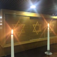 Photo taken at Sinagoga da Hebraica by Jose Luiz G. on 7/31/2015