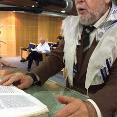 Photo taken at Sinagoga da Hebraica by Jose Luiz G. on 3/21/2015