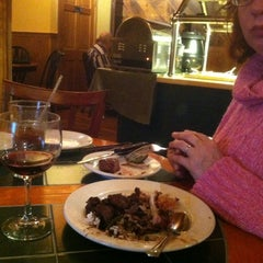 Photo taken at Rio's Brazilian Steak House by Wilson on 10/25/2012