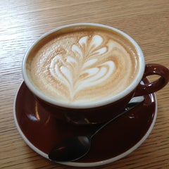 Photo taken at Stumptown Coffee Roasters by Michelle T. on 3/27/2013