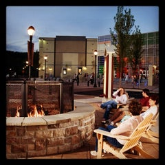 Photo taken at The Promenade Shops at Saucon Valley by Discover Lehigh Valley on 12/1/2012