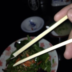 Photo taken at Kura Sushi by Butch A. on 1/2/2014