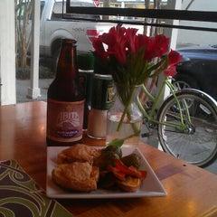 Photo taken at Il Posto Italian Cafe by Jocelyne N. on 1/24/2013