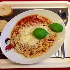 Photo taken at Pasta Deli by NetMarcelOnline on 10/9/2013