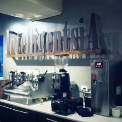 Photo taken at Intelligentsia Coffee by Semee Y. on 6/21/2013