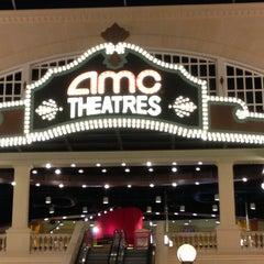 Photo taken at AMC Easton Town Center 30 by Kai C. on 1/15/2013