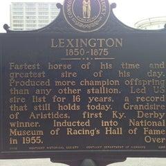 Photo taken at Lexington Center by john v. on 7/17/2013