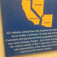 Photo taken at Budget Car Rental by Tawmis L. on 4/18/2013