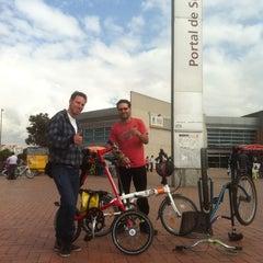 Photo taken at TransMilenio: Portal de Suba by Andres V. on 11/29/2012