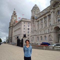 Photo taken at Pier Head by James S. on 8/15/2015