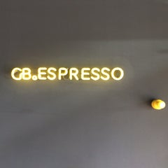 Photo taken at GB Espresso by Mark D. on 5/18/2014