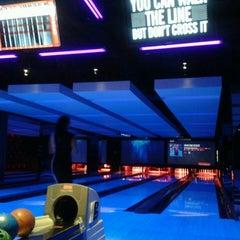 Photo taken at Strike Bowling Bar by elena m. on 10/23/2013