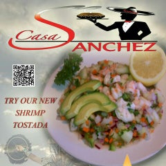 Photo taken at Casa Sanchez Mexican Food by Jose S. on 8/29/2013