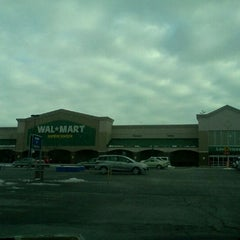 Photo taken at Walmart Supercenter by Christine A. on 3/2/2012