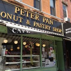 Photo taken at Peter Pan Donut & Pastry Shop by nika on 5/29/2012